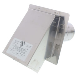 "3"" Z-Vent<br>Termination Hood Product Image"