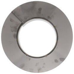 """6"""" Z-Vent Single Wall Storm Collar (OD) Product Image"""