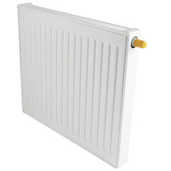 "Model 21, 24"" x 24"" Hydronic Panel Radiator w/ Bracket Product Image"