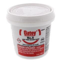 No. 5 Paste Flux (8 oz.) Product Image