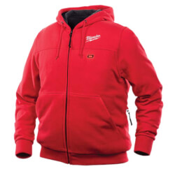 M12 Red Heated Hoodie Only (2X Large) Product Image