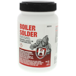 1 lb. Boiler Solder (Powdered Stop Leak) Product Image