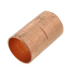 "1"" Copper Ring Coupling Product Image"
