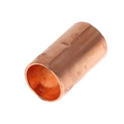 """1/4"""" Copper Coupling Product Image"""