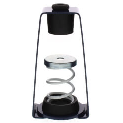 30° Swing White Spring and LDS Hanger <br>(54 lbs Capacity) Product Image