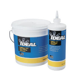 Wire Pulling Lubricant, Yellow 77, Wax-Based, 1 Gal Bucket Product Image