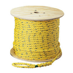 "Pro-Pull Polypropylene Rope, 3/4"" x 300 ft. Product Image"