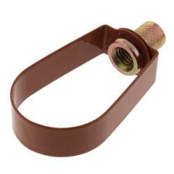"""1-1/4"""" Copper Epoxy Coated Em-Lok Swivel Ring Product Image"""