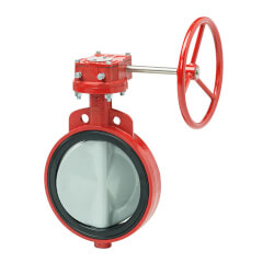 "12"" 175# S31 DI Body Butterfly Valve Product Image"