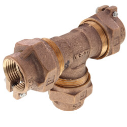 """1"""" Pack Joint (CTS) Tee - T-4441NL (No Lead Bronze) Product Image"""
