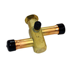"3/4"" Suction Service Valve Product Image"