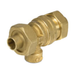 """3/4"""" Brass Backflow Preventer (Sweat) Product Image"""