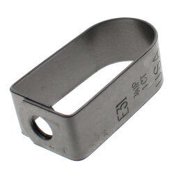 "3/4"" Carbon Steel Band Hanger Product Image"