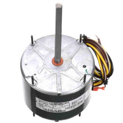 PSC Reversible Condensor Fan Motor, 1/10 HP, 825 RPM (208-230V) Product Image