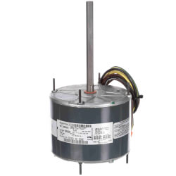 "5-5/8"" PSC Reversible Condensor Fan Motor, 1/8 HP, 825 RPM (208-230V) Product Image"