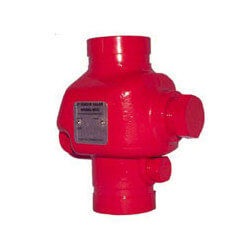 "3"" Grooved Check Valve Product Image"