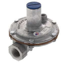 "1/2"" Lever Acting Gas Regulator (140,000 BTU) Product Image"