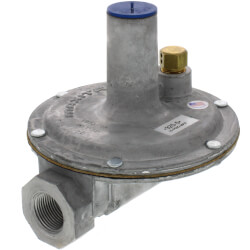 "3/4"" Lever Acting Gas Regulator w/ Vent Limiter (325,000 BTU) Product Image"