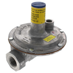 "3/4"" Line Regulator (600,000 BTU) Product Image"