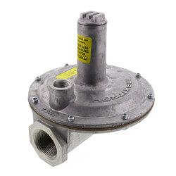 "1-1/4"" Lever Acting Gas Regulator (1,250,000 BTU) Product Image"