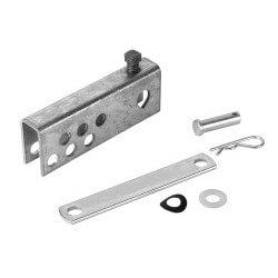 Crank & Link Kit for #3, #4, #6 Damper Actuators Product Image