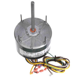 Fan & Heat Pump Motor<br>w/ Shaft Up/Down 1/3 HP  1075 RPM (208-230V) Product Image