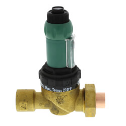 """1/2"""" Cartridge Pressure Reducing Valve - Union Product Image"""