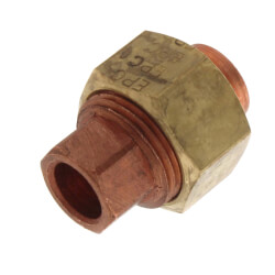 "1/4"" Copper Union Product Image"