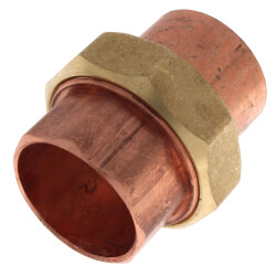 "1-1/2"" Copper Union Product Image"