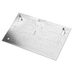 "5"" x 8"" 16 Gauge Self Nailing Metal BOCA Plate Product Image"