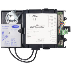 Single Duct Air Terminal Zone Controller Product Image