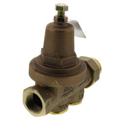 """3/4"""" Wilkins 600XL FNPT Union x FNPT Pressure Reducing Vlv (Lead Free) Product Image"""