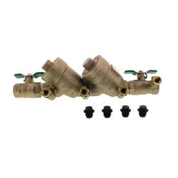 """3/4"""" Wilkins 950XLT2 Double Check Valve Assembly (Lead Free) Product Image"""