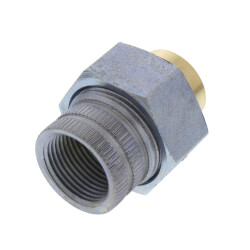 """3/4"""" CxF Dielectric Union<br>(Lead Free) Product Image"""