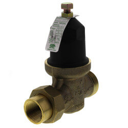 """3/4"""" Water Pressure Reducing Valve <br>(Union FNPT) Product Image"""