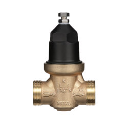 "3/4"" Water Pressure Reducing Valve <br>(Double FNPT Union) Product Image"