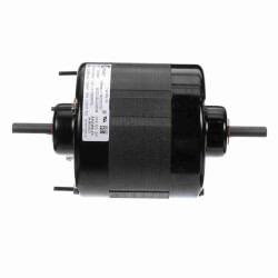 "4-5/16"" 1-Spd Dbl Shaft, Blower Motor (115/230V, 1650 RPM, 1/10 HP) Product Image"