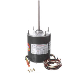 Outdoor Condenser Fan Heat Shield Motor 1/6-1/2 HP, 825 RPM, (20/370V) Product Image