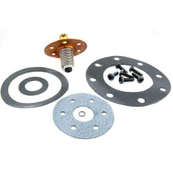 SA150-106R, Bellows Assembly for Series 42<br>150 & 157 Product Image