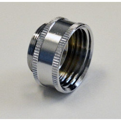 "Female Garden Hose Adapter (3/4"") x 55/64"" Product Image"