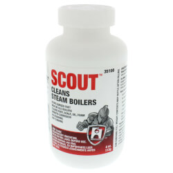 Scout, Steam Boiler Cleaner - 4 oz. Product Image