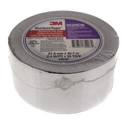 "Foil Insulation Tape<br>(2.5"" x 150') Product Image"