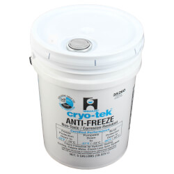 Cryo-Tek Anti-Freeze/Gylcol <br>(5 Gallon) Product Image
