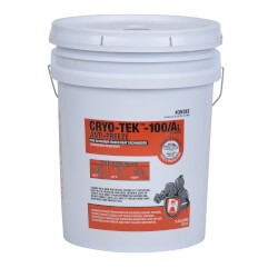 Cryo-Tek 100 Al Glycol for Aluminum Heat Exchangers (5 Gallons) Product Image