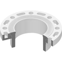 "6"" x 6"" Sch. 80 Van Stone Flange (Flange x PIP Socket) Product Image"