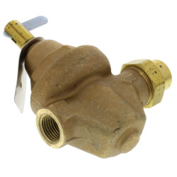 "Fast Fill Pressure Regulator w/ 1/2"" Union NPT (FNPT Union x FNPT) Product Image"