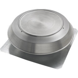 Model 358 Roof Mounted Aluminum Attic Ventilator (1000 CFM) Product Image