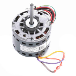 """5-1/2"""" 3 Speed Direct Drive Furnace Motor 1/3 HP, 1075 RPM (115V) Product Image"""