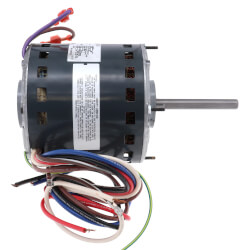 """5-1/2"""" 3 Speed Direct Drive Furnace Motor 3/4 HP, 1075 RPM (115V) Product Image"""