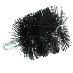 "3"" Poly Fill Pellet Stove Brush Product Image"